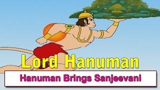Hanuman Brings Sanvijani Gujarati | Hanuman Stories in Gujarati | Ram Bhakt Hanuman Gujarati Stories