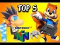 5 N64 Games That Deserve a Reboot