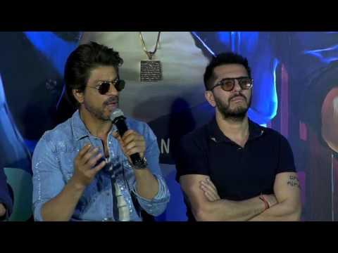 Raees : Press Chat with SRK & Nawaz
