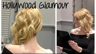 How To: Hollywood Glamour Curls - Taylor Taylor London