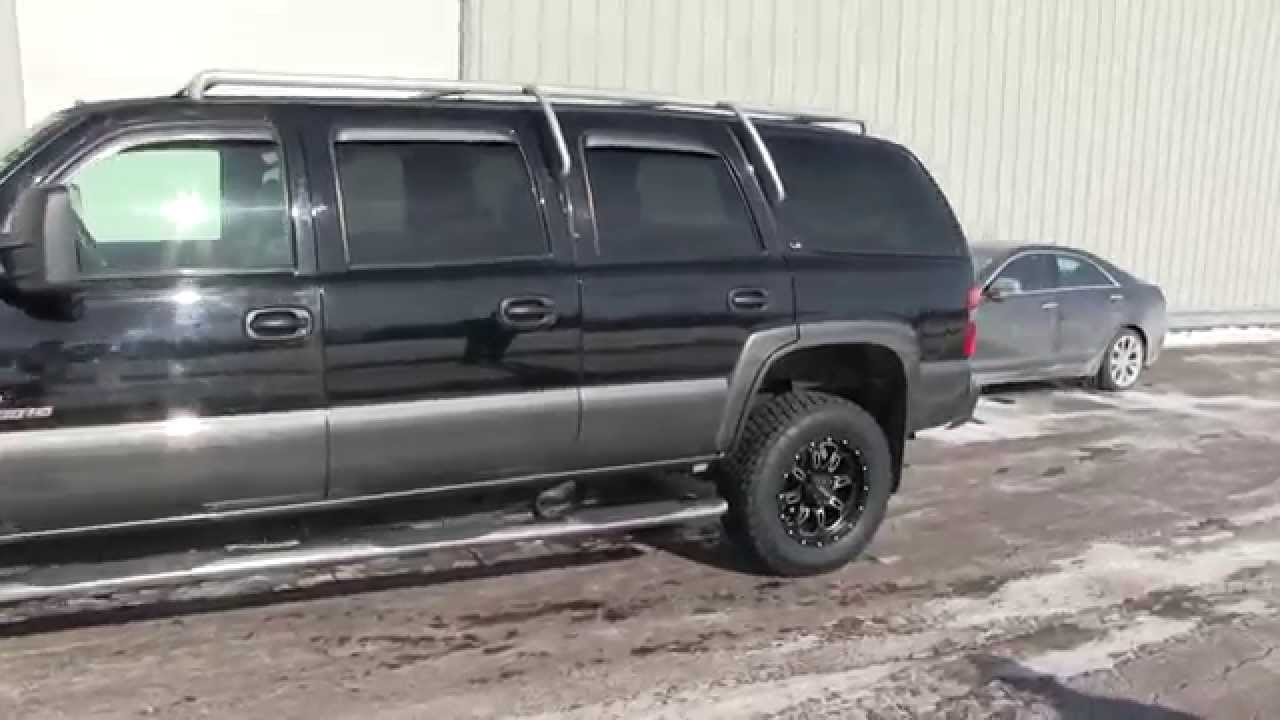 6 Door Chevrolet Suburban & 6 Door Chevrolet Suburban - YouTube
