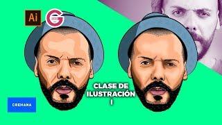 Illustrator | CLASE MAGISTRAL DE ILUSTRACIÓN #1 | ILLUSTRATION MASTER CLASS #1