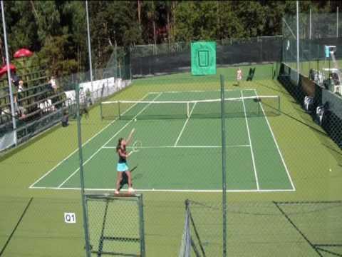 26 OCT MAIN DRAW   Jessica Bouzas ESP vs Beatrice H Faureng