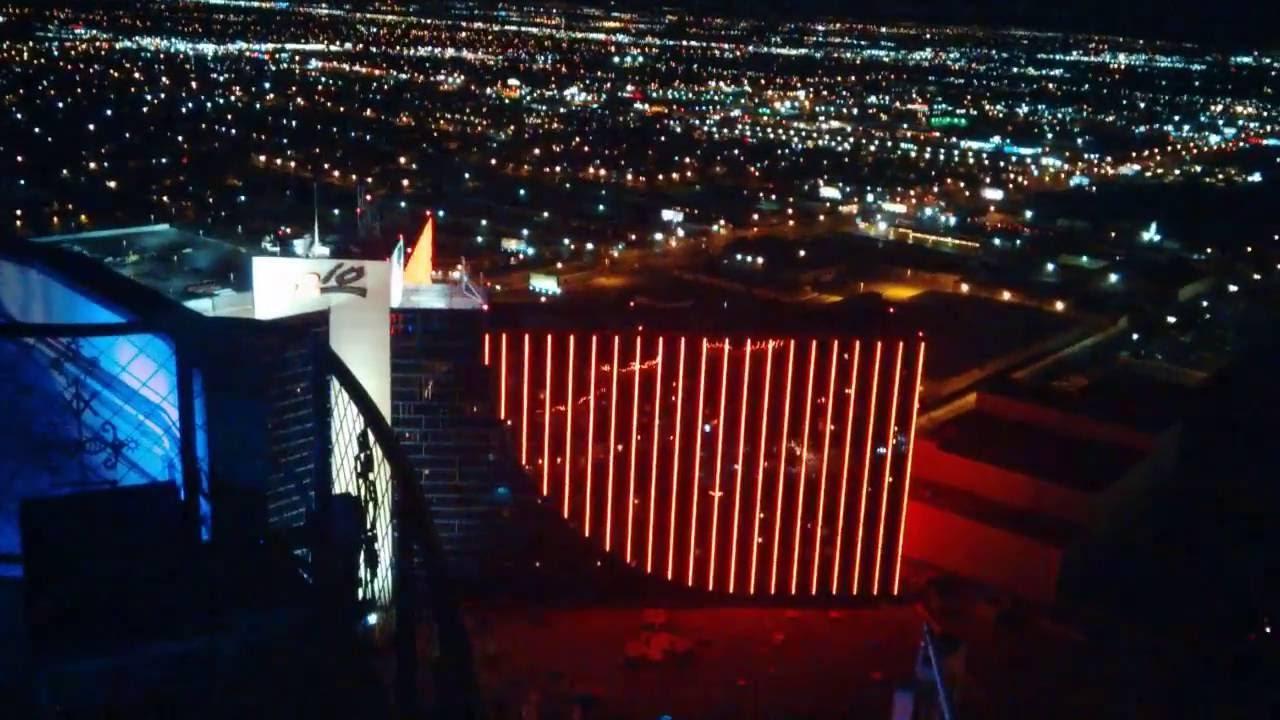 Rio Vegas Zipline Off Ride Voodoo Zipline Youtube