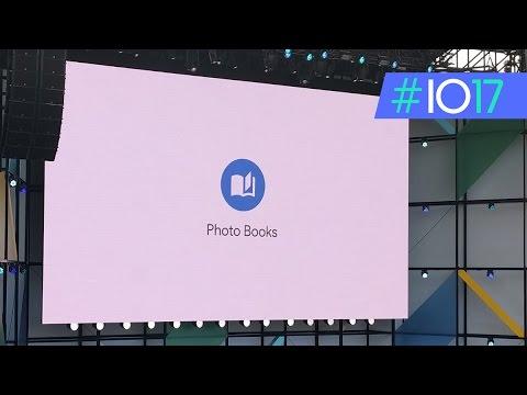 Google I/O 2017: Photo Books