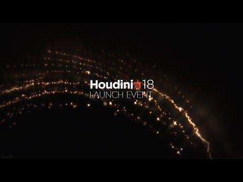 Houdini 18 Launch Presentation