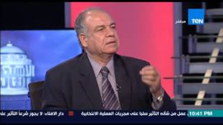 الاستحقاق الثالث - أمين عام الحزب الاشتراكى ...لا يملك البرلمان القادم حق عزل الرئيس