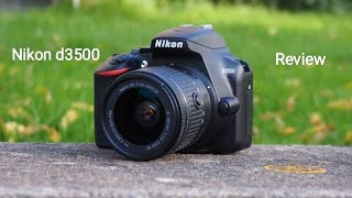 مراجعه كاميرا نيكون_Review Nikon d3500