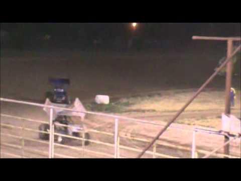 305 Sprint Feature - McCook Speedway - 6/8/2012