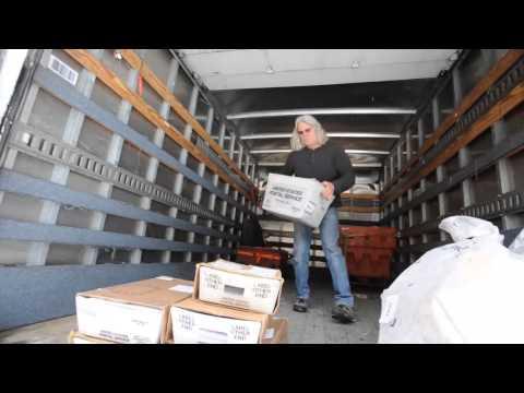 Jamestown Post Office Reopens
