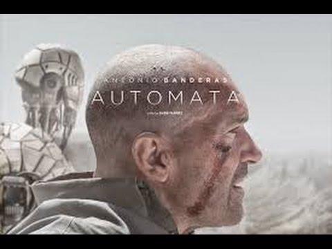 Automata (2014) with Birgitte Hjort Sørensen, Dylan McDermott, Antonio Banderas Movie