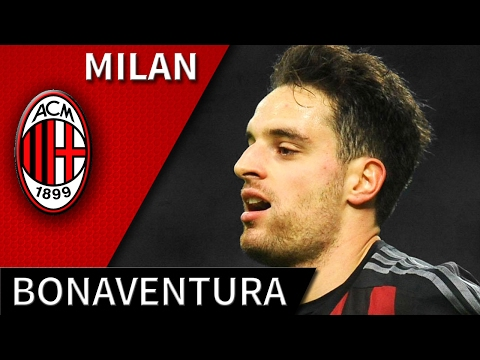 Giacomo Bonaventura • Milan • Magic Skills, Passes & Goals • HD 720p