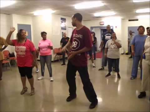 BG BOUNCE Instruction - Dawud's class - 08-26-2013