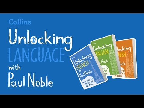 Discover the Paul Noble language method