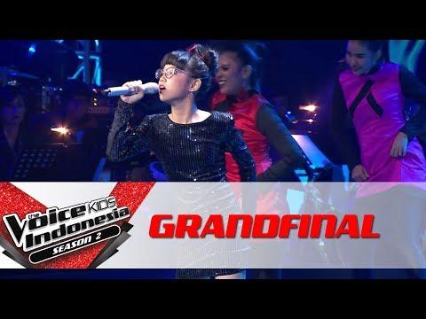 Kim Feel It Still  Grand Final  The Voice Kids Indonesia Season 2 GTV