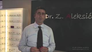 Meet Dr. Zoran Aleksic, Ophthalmologist and eye surgeon