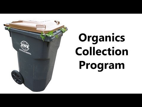 Organics Collection Program video