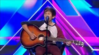 Increible canta como Justin bieber