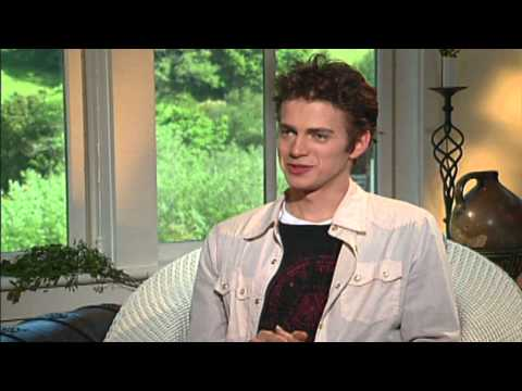 Star Wars Episode II Attack Of The Clones: Hayden Christensen Exclusive Interview