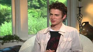 Star Wars Episode II Attack Of The Clones: Hayden Christensen Exclusive Interview