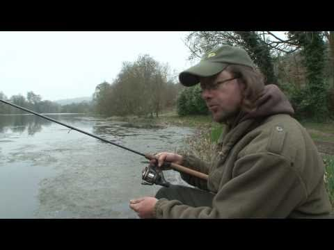 Perch On The Waggler - (Martin Bowler)