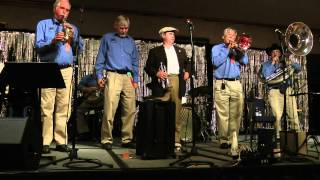 """DOWN IN HONKY TONK TOWN"": HIGH SIERRA JAZZ BAND at DIXIELAND MONTEREY 2012"