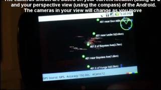 Augmented Traffic Views - Android