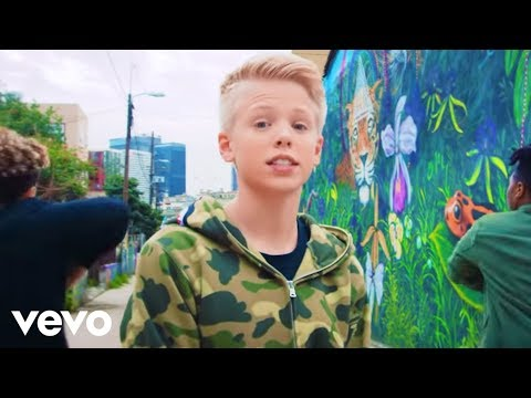 Carson Lueders - Feels Good (Official Music Video)