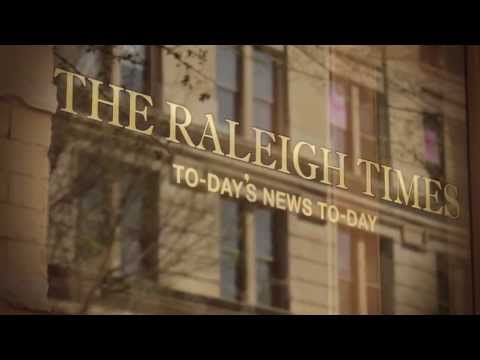 Raleigh City Map features: Raleigh Times Bar