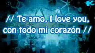 Te amo- Israel Houghton ft T-Bone