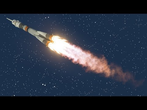 How Space Rocket Burn Fuel Without Oxygen