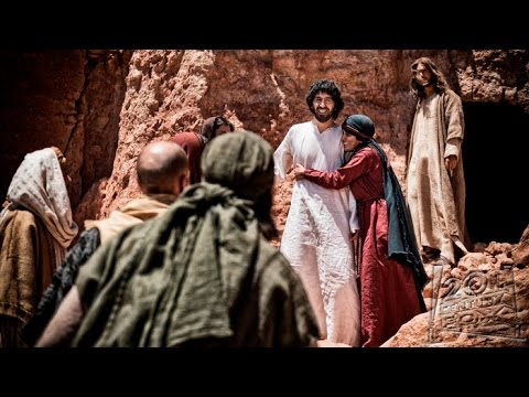 Miracles and Parables of Jesus Christ - Jesus resurrects Lazarus from the dead - Chapter 10