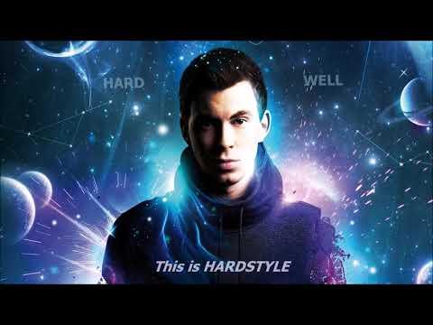 Hardwell HARDSTYLE set 2k17