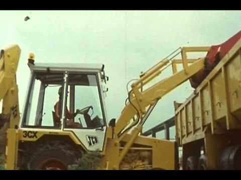 The History of JCB