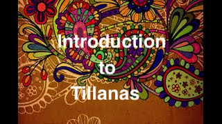 Carnatic Music Lesson: Introduction to Tillanas- Guru: Chitravina N Ravikiran