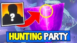 "Fortnite: HUNTING PARTY SKIN SECRET REVEALED! ""CUBE IS CRACKING"" Season 6 Storyline Ending!"
