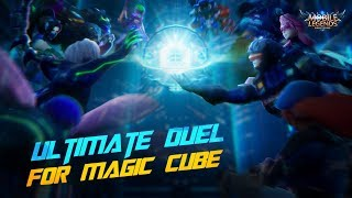 Ultimate Duel For Magic Cube | V.E.N.O.M. Squad Cinematic Trailer | Mobile Legends: Bang Bang!