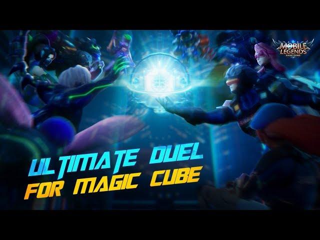 Ultimate Duel For Magic Cube | V.E.N.O.M. Squad Cinematic Trailer | Mobile Legends: Bang Bang!