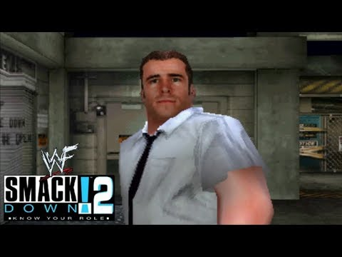 nL Live - WWF Smackdown! 2: Know Your Role [SEASON MODE] (PART 3)