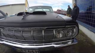 1964 Plymouth Sport Fury 426 Wedge Exhaust Sound