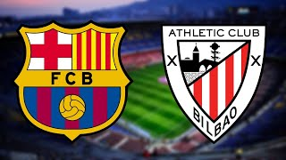 Barcelona vs athletic club live stream in the la liga football watchalong ! join stand match chat! follow me on twitter - ...
