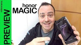 Honor Magic preview en español