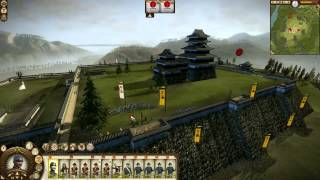 Let's Play Total War: Shogun 2 - Fall of the Samurai Part. 1