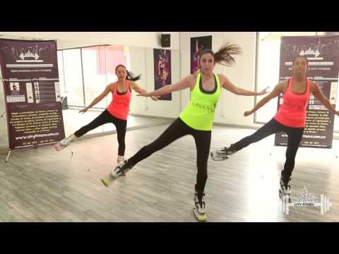 Acondicionamiento kangoo jumps - City Fitness