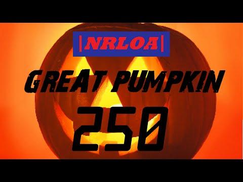 NRLOA Great Pumpkin 250 I