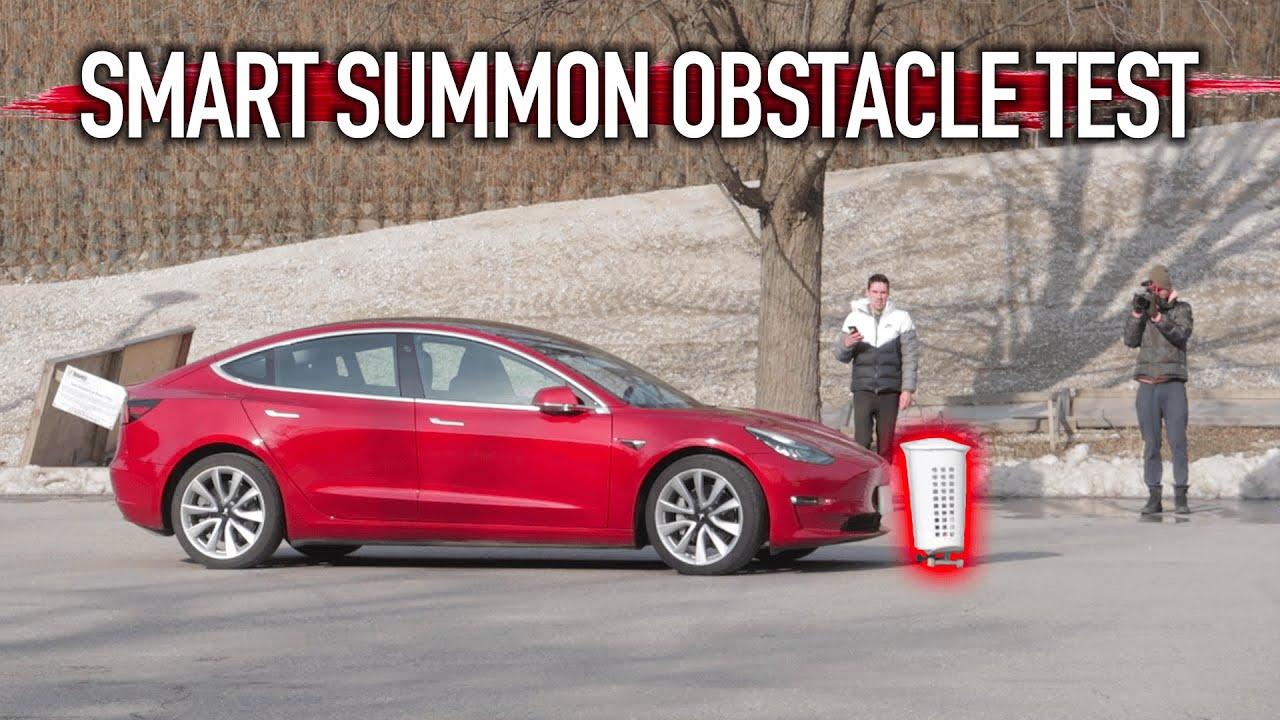 Tesla Smart Summon vs. Shopping Cart: How Does Smart Summon Work?