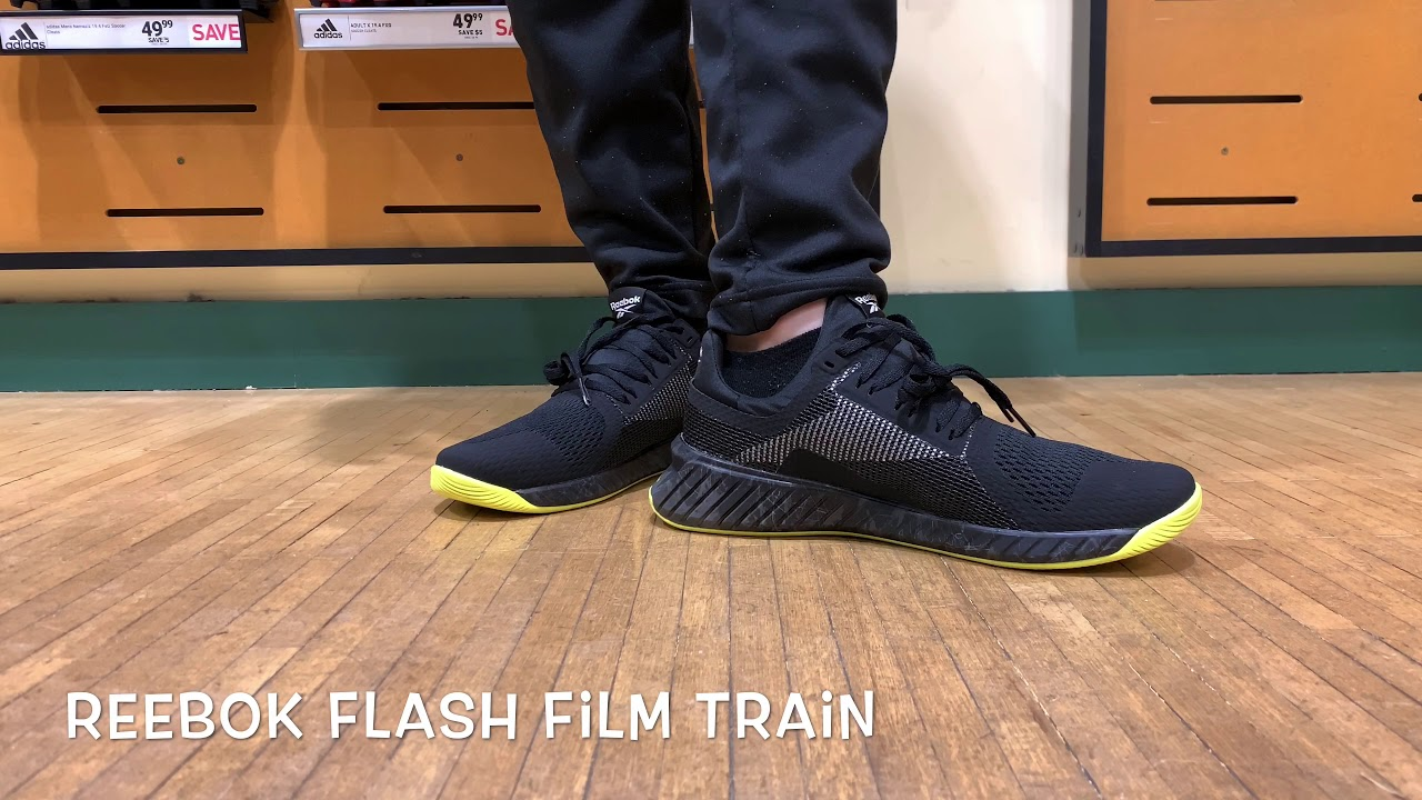 gravedad Policía Conversacional  Train Hard! The Reebok Flashfilm Train 🚂 - YouTube