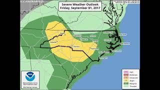 Hurricane Irma update Sept 1 2017 Harvey still a rain maker.