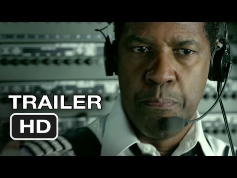 Flight TRAILER (2012) Denzel Washington, Robert Zemeckis Mov