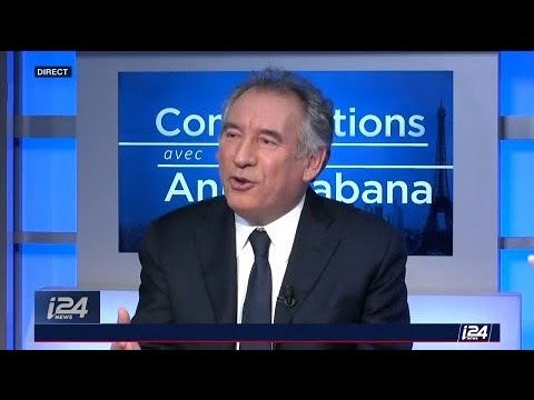 François Bayrou invité de Conversations avec Anna Cabana